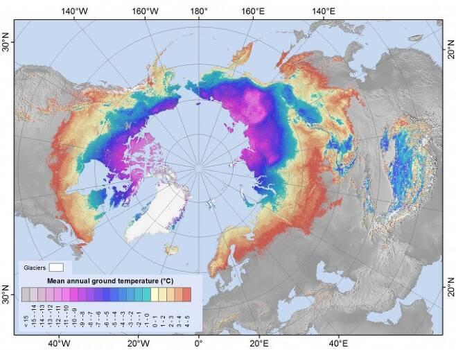 코로나에 몰두하는 사이에 착실히 나빠진 지구 기후 북극권 빙하·영구동토층 위기3.jpg
