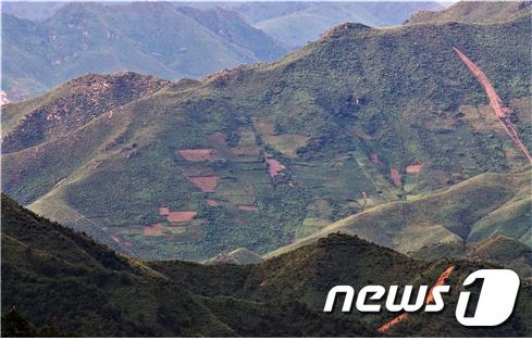 DMZ 너머 북한 산림 황폐화..한반도 차원 복원 시급2.jpg
