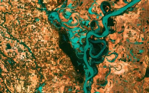 NASA가 포착한 아름다운 지구 사진 18선2.jpg