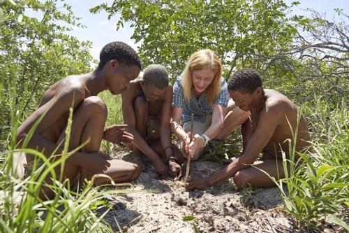 현생인류 발상지는 아프리카 칼라하리..기후변화로 이주 시작.jpg