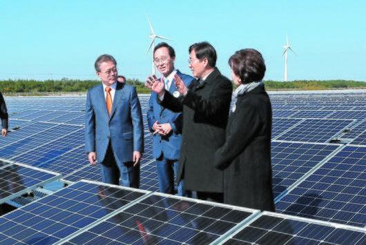 원전 4기 규모 새만금 태양광 야당 발전량은 0.6기 수준.jpg