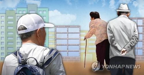 노인 5명 중 1명은 사회활동 안한다 고립 위험 파악해야.jpg
