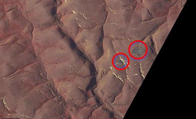 5년 만에 결국 사라진 북극 만년설, 위성사진 비교2.jpg