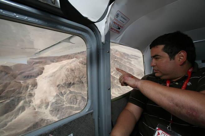 지상 최대 수수께끼 페루 나스카라인, 143개 추가 발견.jpg