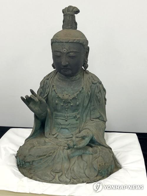한국이냐 일본이냐..금동불상 '제자리 찾기 재판' 재개한다.jpg