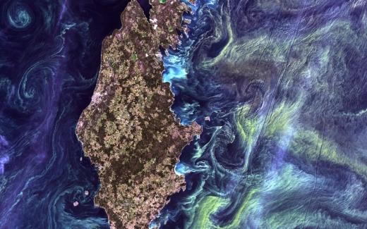 NASA가 포착한 아름다운 지구 사진 18선16.jpg