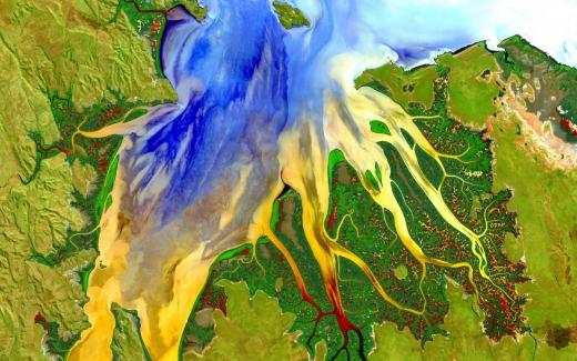 NASA가 포착한 아름다운 지구 사진 18선6.jpg